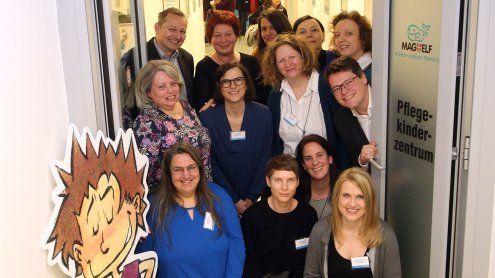 Drittes Pflegekinderzentrum der MAG ELF am Alsergrund eröffnet