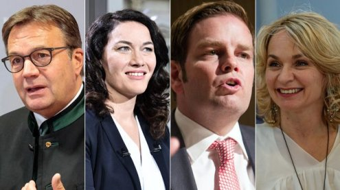 Landtagswahl Tirol: Kurzporträts der einzelnen Spitzenkandidaten