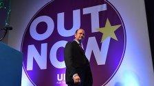 UKIP setzte Parteichef Bolton ab