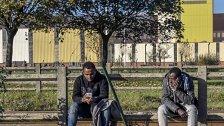 Im Jahr 2017 kamen weniger Flüchtlinge