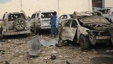 38 Todesopfer nach Anschlag in Mogadischu