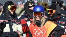 Anna Gasser hofft bei Olympia auf Big Air