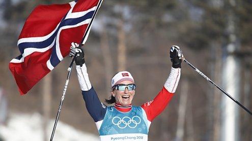 Blackout kostete Stadlober Medaille: 30-km-Gold an Björgen