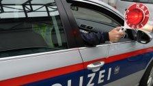 Betrunkener Steirer flüchtete nach Unfall