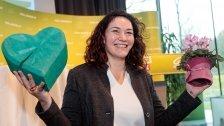 Tiroler Grüne setzen auf Bezirks-Tour & Bio-Äpfel