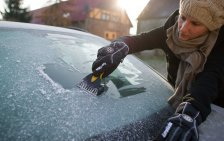 Dauerfrost: Fünf nützliche Tipps für Autofahrer