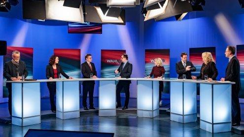 "ORF-""Elefantenrunde"": Hitzige Diskussion um das Thema Transit"