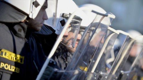 Angelobung von Schwarz-Blau: 722.500 Euro für Polizeieinsatz