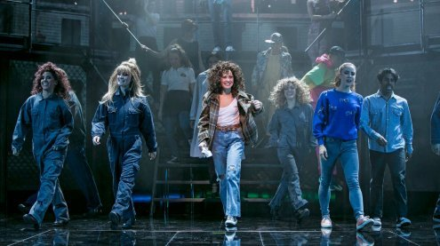 """Musical """"Flashdance"""" kommt 2018 ins Museumsquartier Wien"""