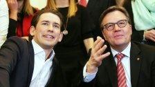 Platter mit erstem ÖVP-Landtagsplus seit 2009