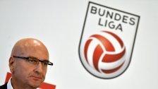 Bundesliga-Präsident Hans Rinner gestorben
