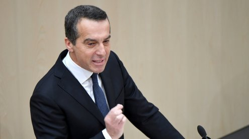 """Kern ortet """"Umbau des Staates"""" durch FPÖ-nahe Verbindungen"""
