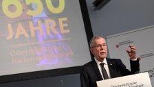 Nationalbibliothek in Wien feiert 650. Jubiläum