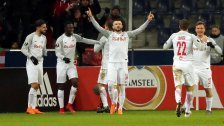 Europa League: Salzburg trifft auf Stögers Borussia
