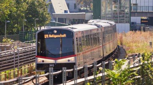 U4-Sperre wegen Bauarbeiten: Alle Infos zum Ersatzverkehr