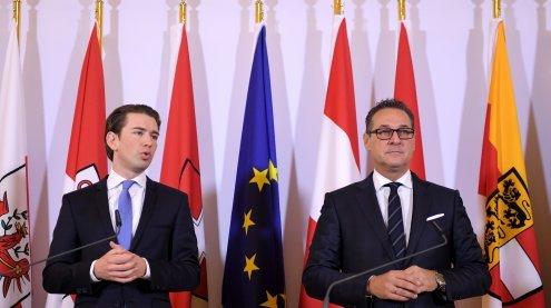 100 Tage ÖVP-FPÖ: Umfragewerte sind weiter gut - trotz Schnitzer