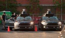 Schon vor Unfall Probleme bei Ubers Roboterwagen