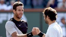 Federer im Indian-Wells-Finale geschlagen