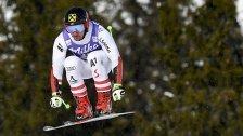 Hirscher erteilt in Speed-Plänen Absage