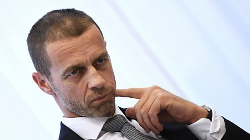 UEFA-Chef zum Happel-Stadion: Maßnahmen sind in Wien nötig