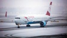 AUA streicht 70 von 380 Flügen am Donnerstag