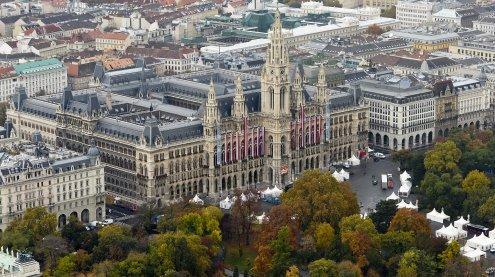 Sportler schwingen am Samstag das Tanzbein im Wiener Rathaus