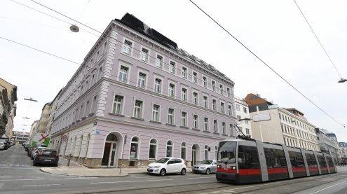 Gründerzeithaus in Wien erstrahlt nach Gasexplosion in altem Glanz