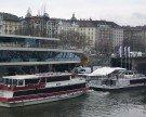 """Saisonstart der """"Twin City Liner"""": Via Schnellkatamaran von Wien nach Bratislava"""