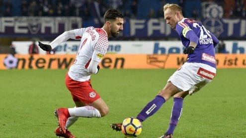 """""""Mit breiter Brust"""": Austria will im Duell gegen Salzburg punkten"""