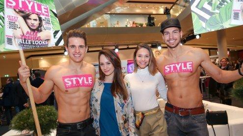 """""""Style Up Your Life""""-Fashion Day im Fischapark in Wiener Neustadt"""