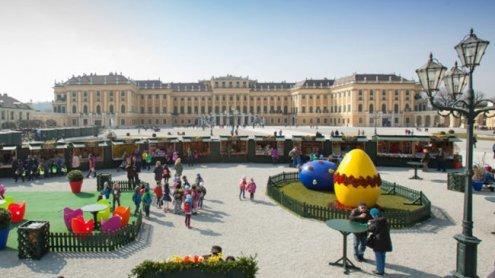 Der Ostermarkt in Schönbrunn mit buntem Rahmenprogramm