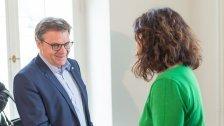 Tiroler ÖVP und Grüne einigten sich auf Koalition