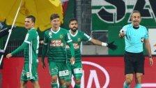 Hohe Strafen gegen Rapid Wien bestätigt