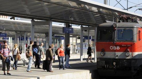 Sperre zwischen Floridsdorf und Praterstern von 30.03 bis 03.04.