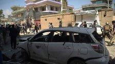 Tote und 100 Verletzte bei Anschlag in Kabul