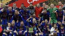 FC Barcelona mit 5:0-Kantersieg