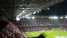 Salzburg: ausverkauftes Europa-League-Haus