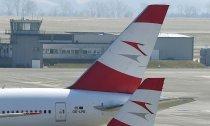 AUA-Flugzeug landete mit abgeschaltetem Triebwerk