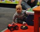 Eine Woche vor Muttertag: Wiener BabyExpo wird volljährig