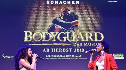 """""""Bodyguard"""" wird mit einigen Änderungen für Wien adaptiert"""
