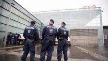 Mann biss Polizist in Wien Favoriten bei Festnahme