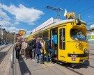 Vienna Ring Tram: Zahl der Gäste zu 2010 verdoppelt