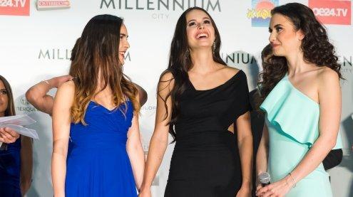 Alle Fotos von der Miss Vienna Wahl 2018 in der Millenium City