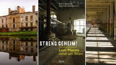 """Zeitkapseln der besonderen Art: """"Lost Places"""" rund um die Stadt"""