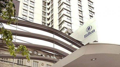 Schießerei vor dem Hilton Hotel in Wien: Gesuchter Serbe getötet