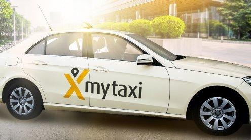 """mytaxi: 5 Euro ermäßigung mit Gutscheincode """"Uberraschung"""""""