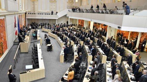 Nationalrat beschließt Budget und Eurofighter-U-Ausschuss