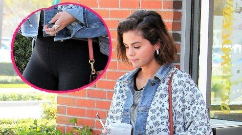 Babybauch-Gerücht : Ist Selena von Justin Bieber schwanger?