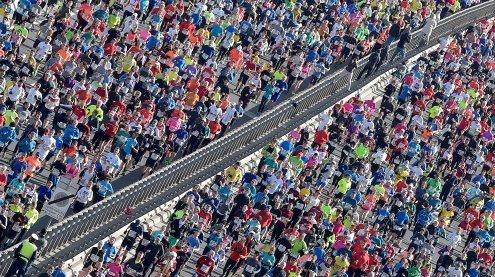 Wien-Marathon: Wo kann man die VCM-Laufstrecke überqueren?