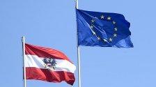EU-Mitgliedschaft nur für 45% der Österreicher gut